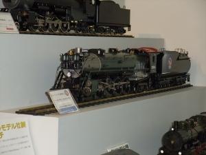 この機関車、90万円もするんだって!
